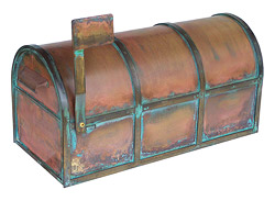Brass & Copper Mailboxes